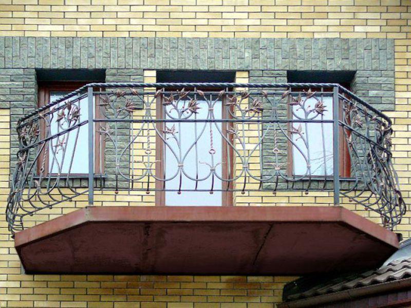 что это формы балконов в частных домах фото после