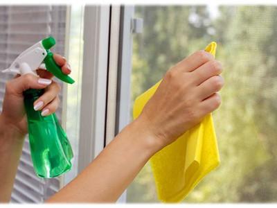 Чем мыть пластиковые окна за 12 этапов