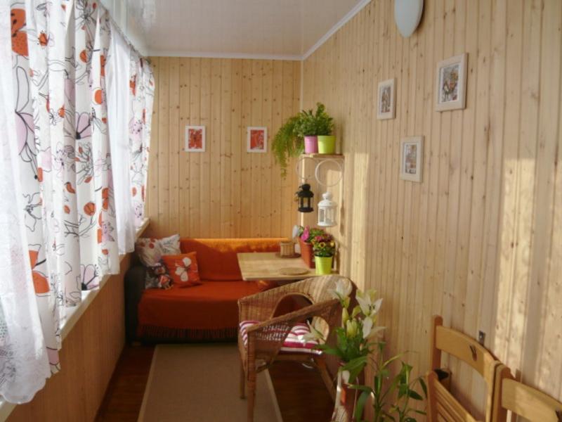 Интерьер дома простой фото