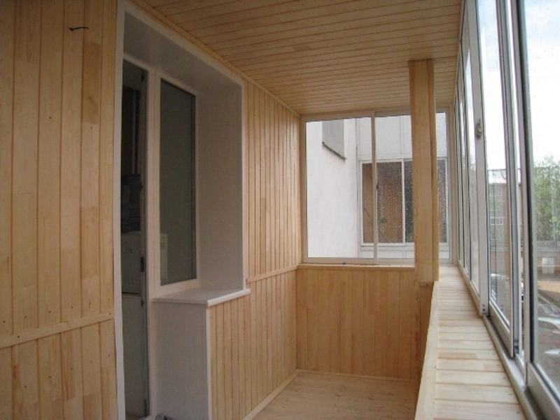 Фото балкона своими руками
