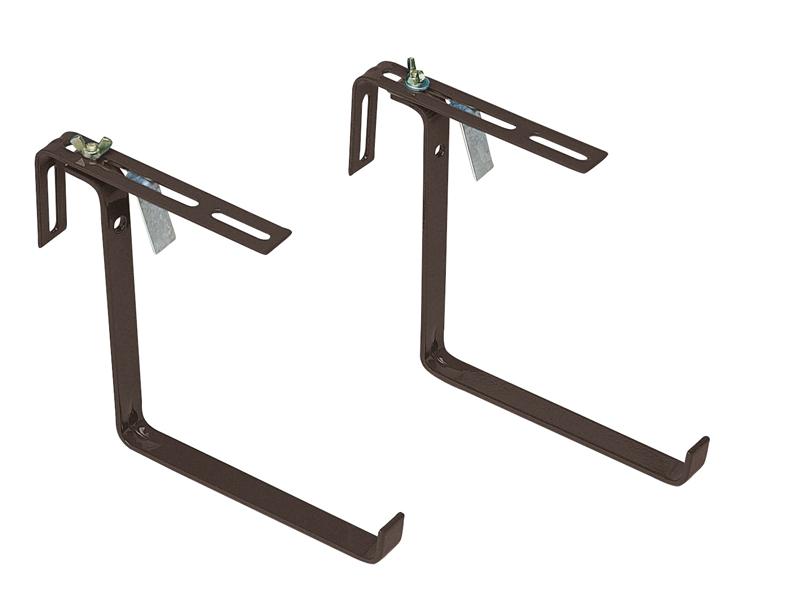 Кронштейны для балконных ящиков своими руками
