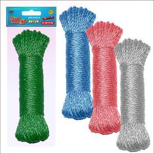Характеристика разновидностей верёвок для белья