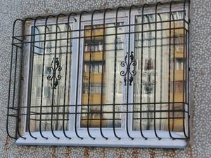 Как самим сделать решетку на окно