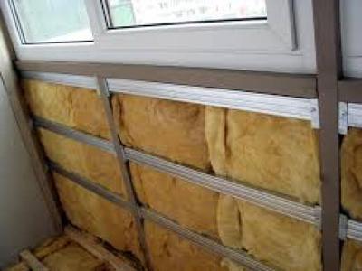 Как правильно утеплить лоджию или балкон изнутри своими рука.
