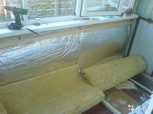 Как и чем утеплить балкон внутри своими руками? 8