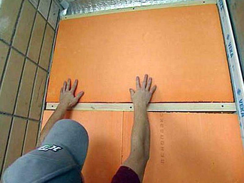 Как правильно утеплить балкон пеноплексом..