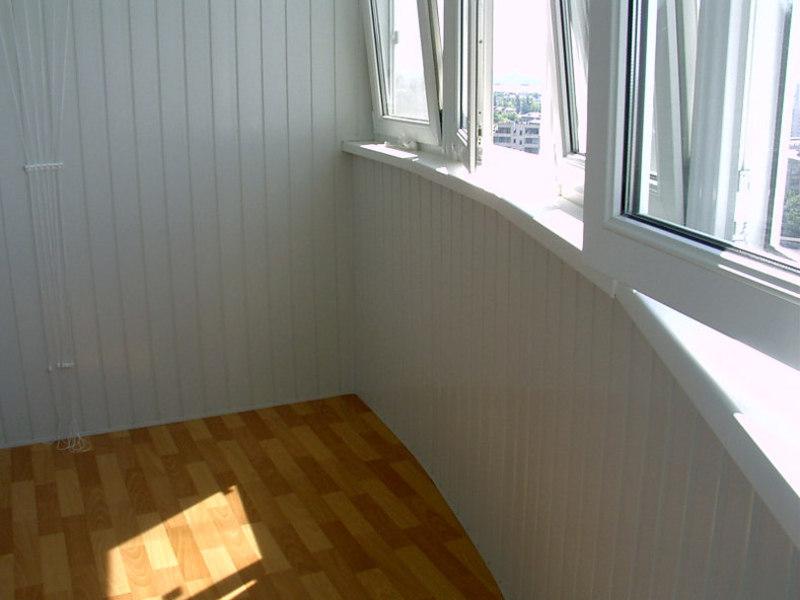 Чем обшить балкон внутри балконы и лоджии.