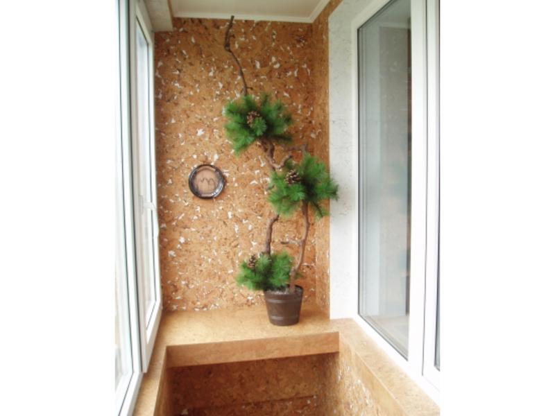 Дизайн балконов в хрущёвке - фото отделки внутреннего простр.