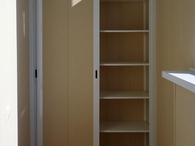 Выбор недорогого встроенного шкафа на балкон, фото готовых к.