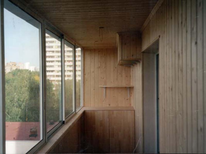 Отделка балконов, лоджий. объявление в разделе строительство.