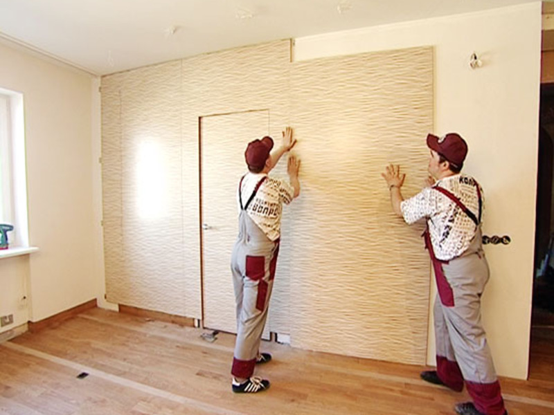 Двери из стеновых панелей своими руками