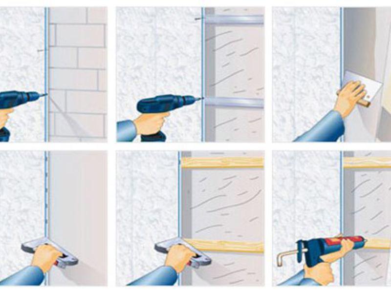 Панели для ванной установка видео