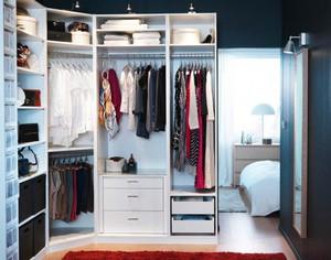 фото икеа шкафы