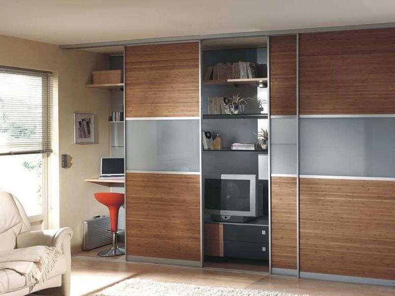 Дизайн дверей шкафов купе своими руками