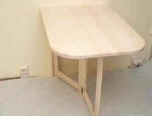 Откидной столик своими руками на балкон видео