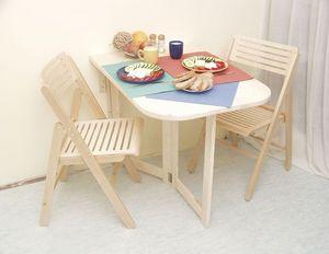 Раскладной столик на кухне