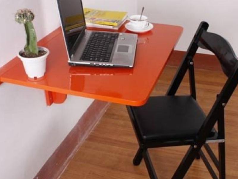 Компактный складной столик своими руками.