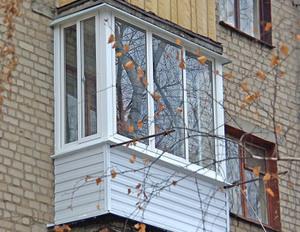 Цена ремонта плиты балкона