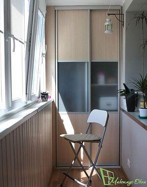 Дизайн квартирных балконов