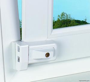 Виды защиты на пластиковые окна для безопасности детей 74