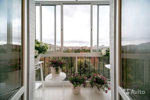 Стоимость французского балкона