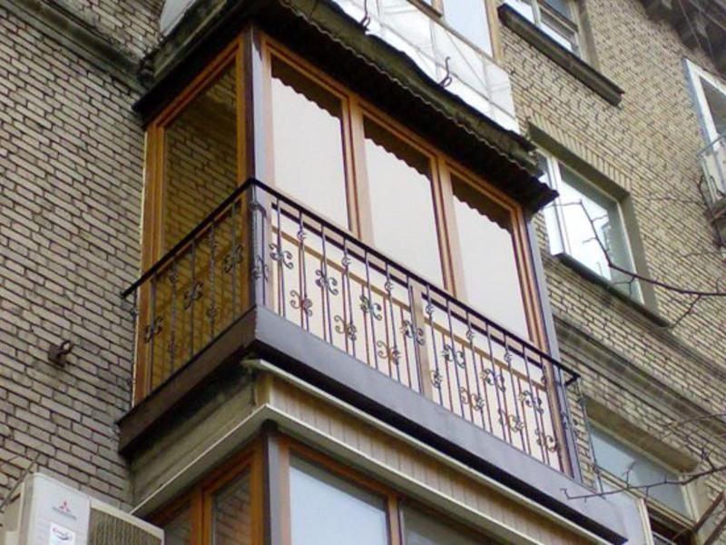 Балконы под ключ в туле.лоджии в туле , купить ремонт и стро.