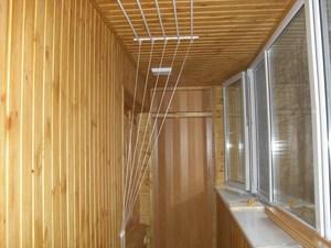 Декоративная отделка балконов