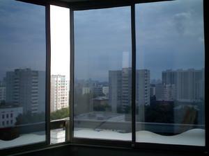 Тонированные стекла в квартире