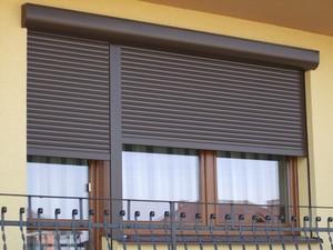 Установка ролет на окна