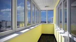 Остекление балкона из алюминиевого профиля своими руками фото 314