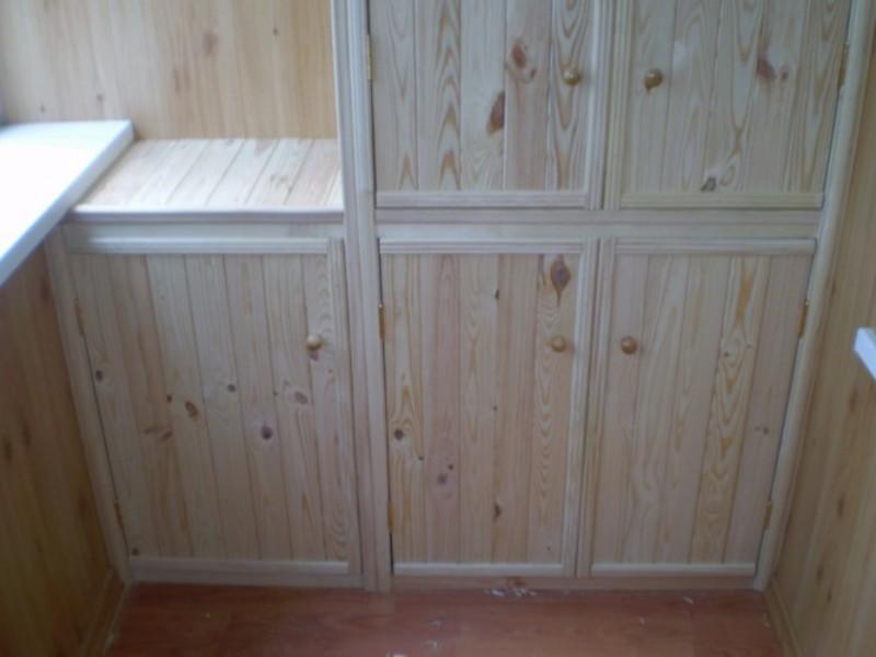 Угловой шкаф на балконе своими руками фото 602