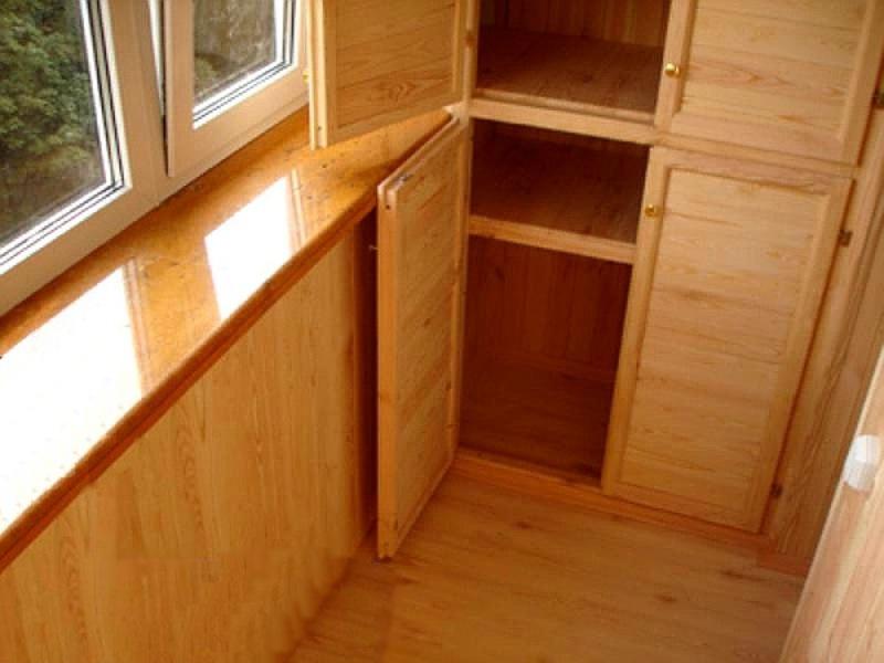 Как сделать шкаф на балконе своими руками дешево и красиво из профиля 38