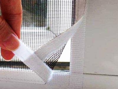 Пластиковые окна москитные сетки ремонт своими руками фото 921