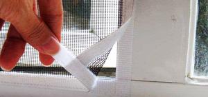 Сетка комаров своими руками