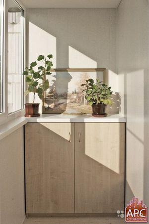 Как выбрать мебель для балкона и лоджии