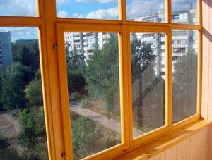 Какие окна выбрать на балкон